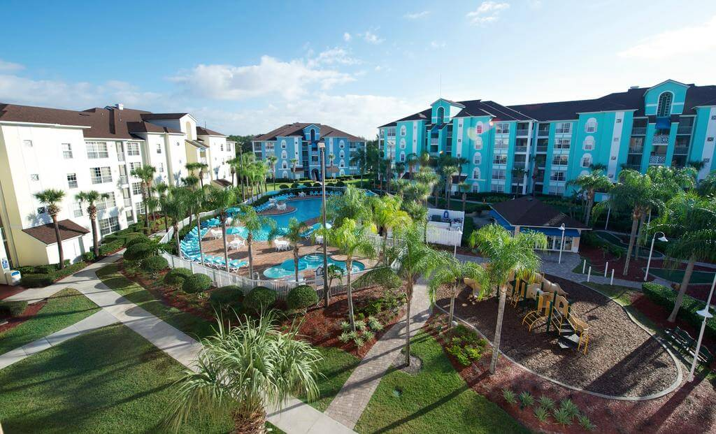 Hotéis com quadra de tênis em Orlando