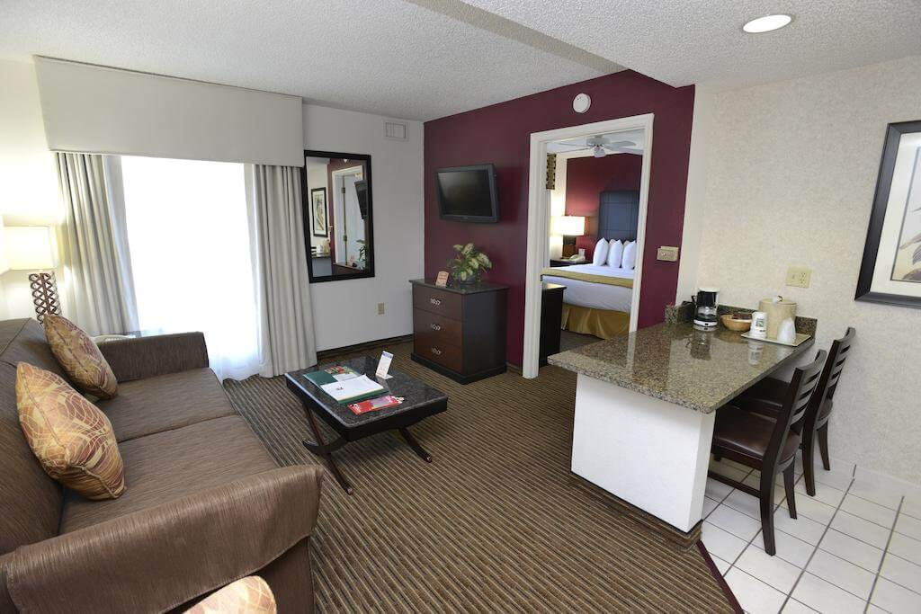 Quality Suites Lake Buena Vista em Orlando
