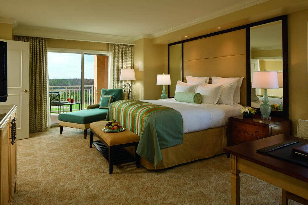 Hotéis com dois quartos juntos em Orlando