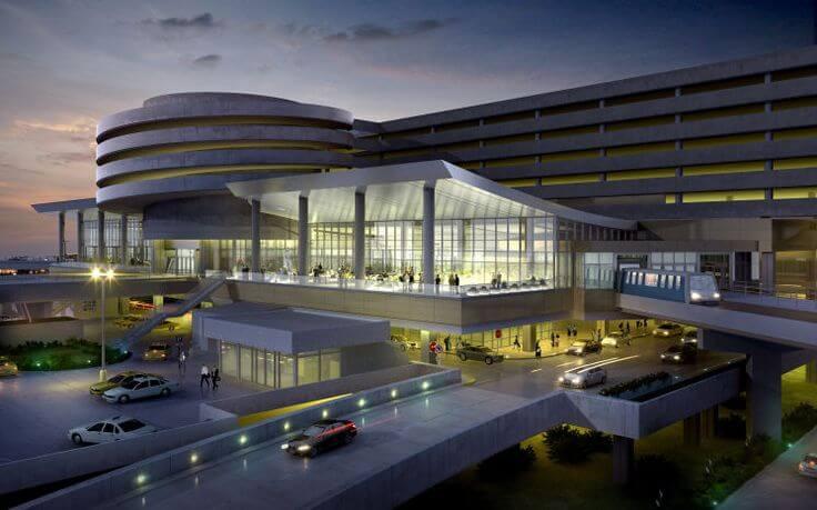 aeroporto de Tampa