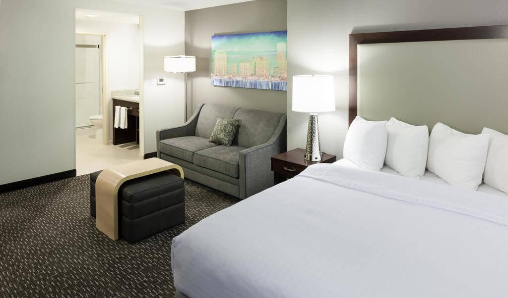 Hotéis com dois quartos juntos em Miami