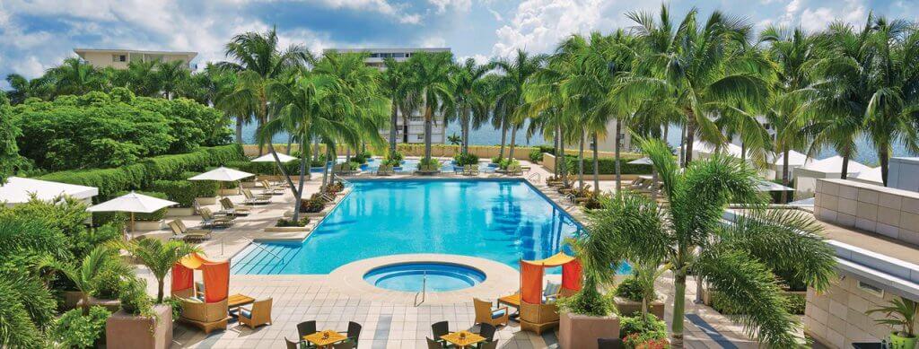 Hotel Four Seasons em Miami