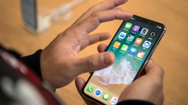 iPhone X da Apple