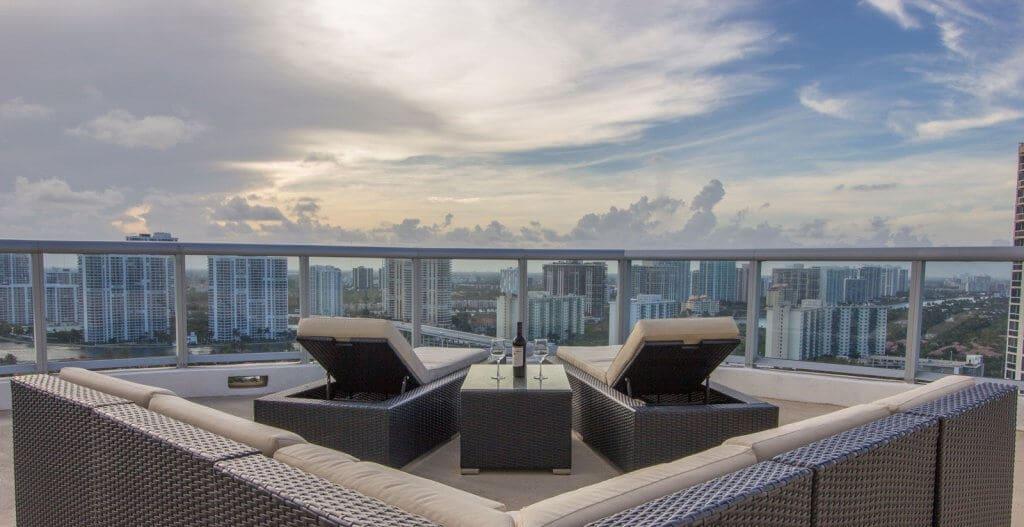 Hotel Marenas em Miami