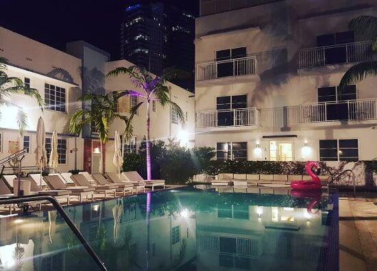 Hotel Pestana Miami South Beach Art Deco Boutique