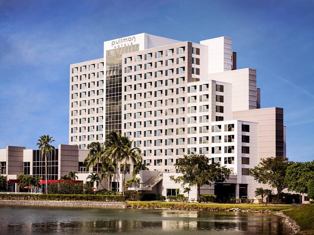 Hotéis com quadra de tênis em Miami