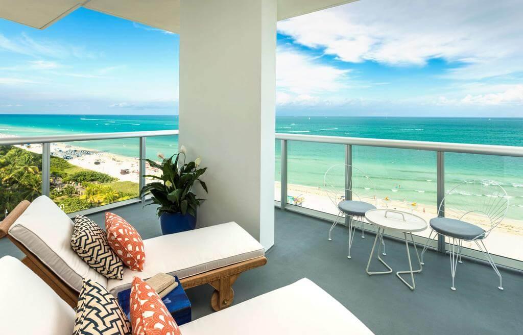 Hotéis bons para família em Miami