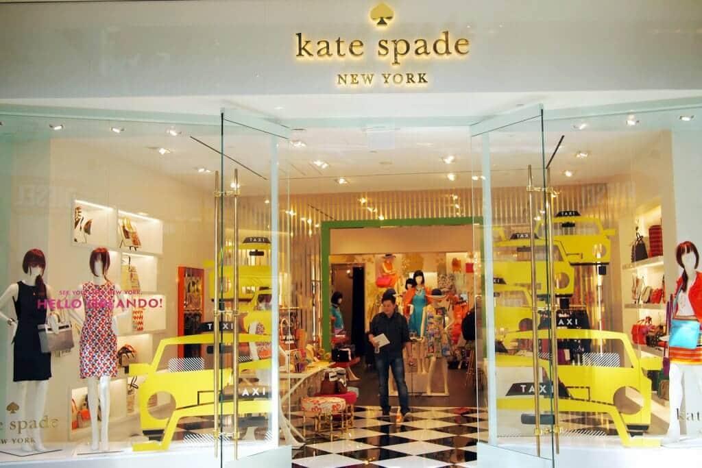Loja Kate Spade em Orlando