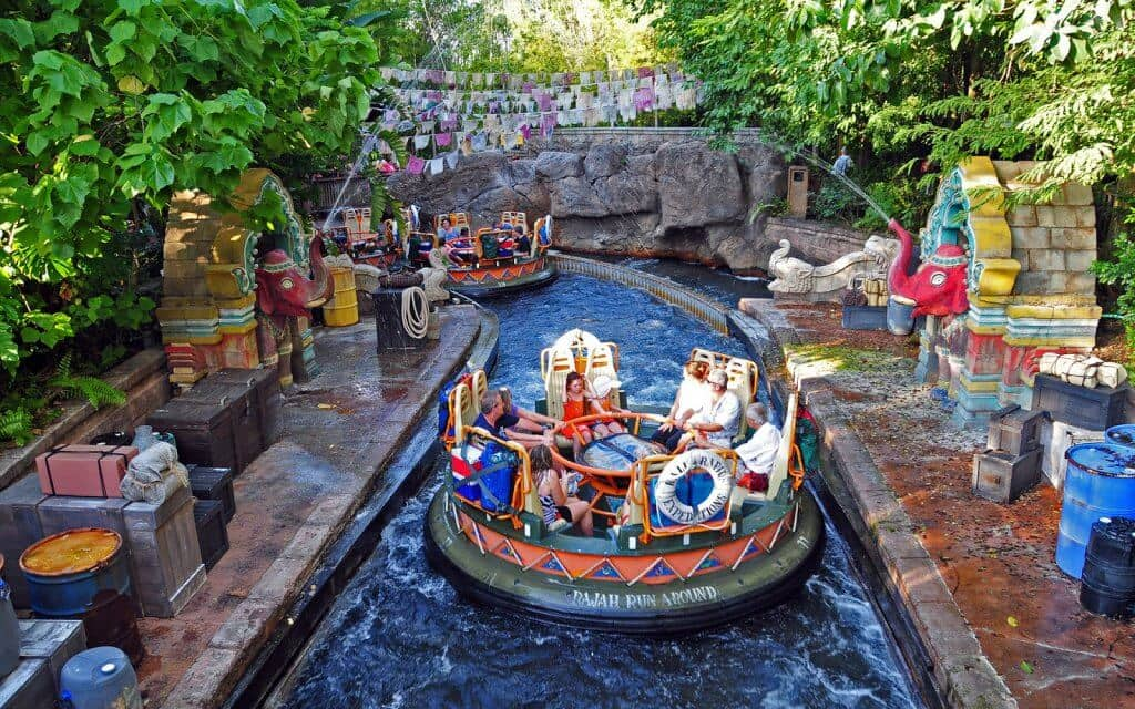 Kali River Rapids da Disney