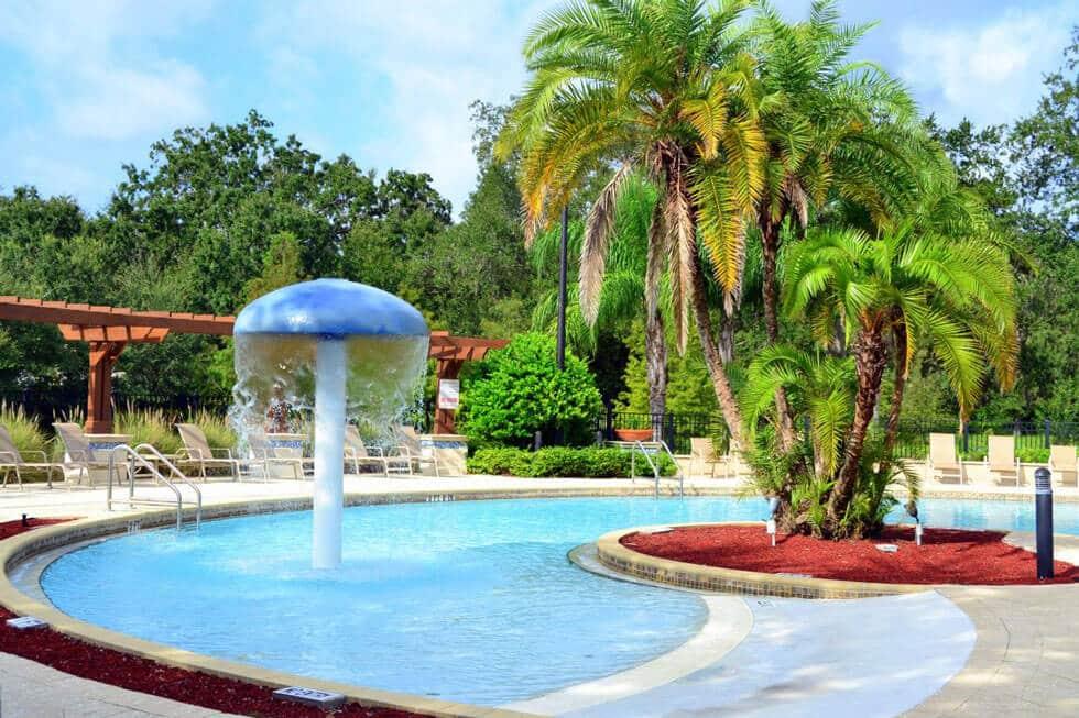 Piscina do condomínio Lucaya em Orlando