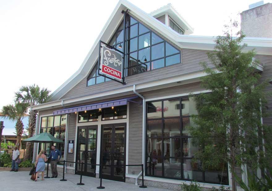 Restaurante mexicanoFrontera Cocina em Disney Springs Orlando