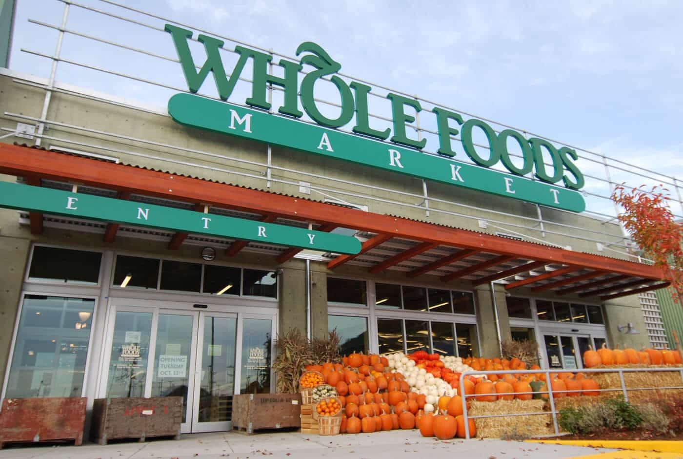 Supermercado Whole Foods em Miami e Orlando