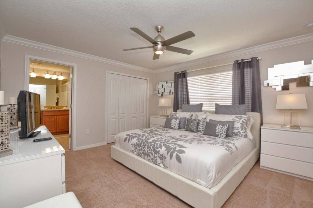 Condomínio de casas Paradise Palms em Orlando
