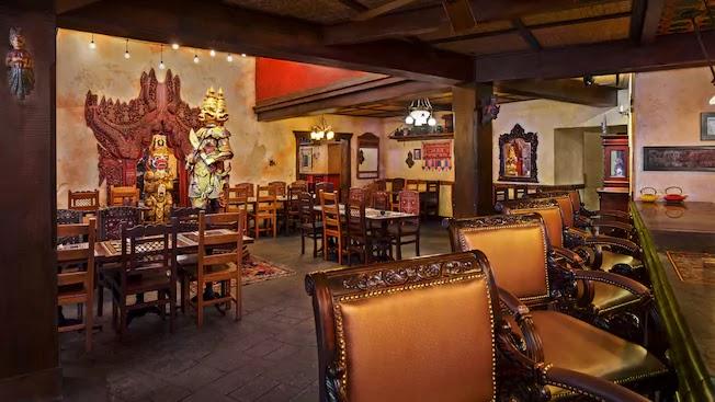 Restaurante Yak & Yeti no Disney Animal Kingdom Orlando