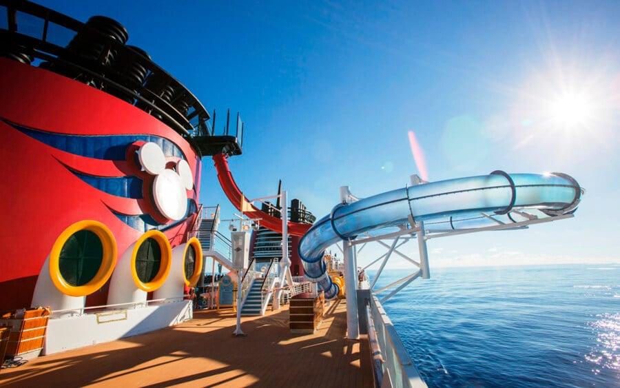 Aplicativo de Cruzeiros Disney Cruise Line Navigator