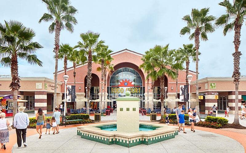 Outlets Premium em Orlando: Vineland