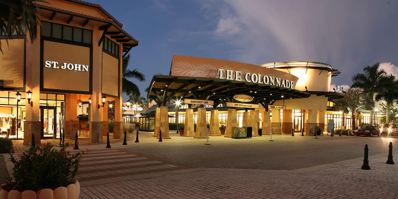 Outlet Sawgrass Mills em Miami: O maior outlet da Flórida