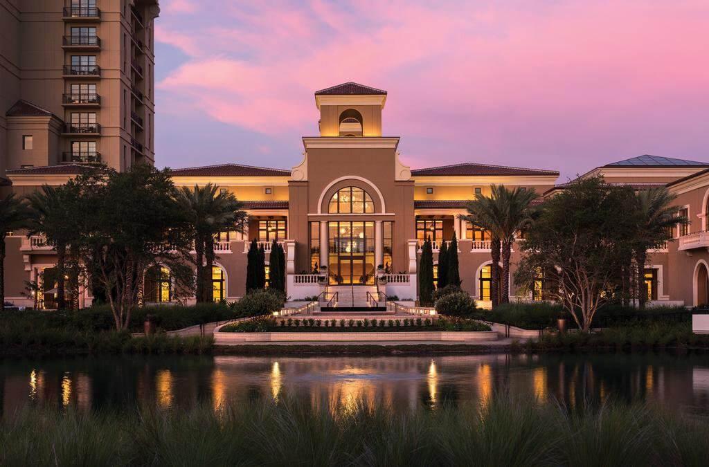 Fachada do Four Seasons Resort Orlando at Walt Disney World Resort