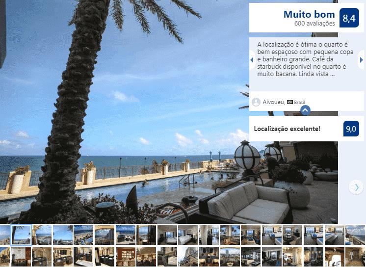 Atlantic Hotel & Spa em Fort Lauderdale: piscina