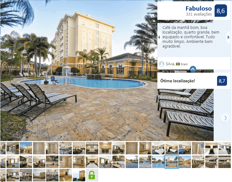 Homewood Suites by Hilton Lake Buena Vista-Orlando: piscina