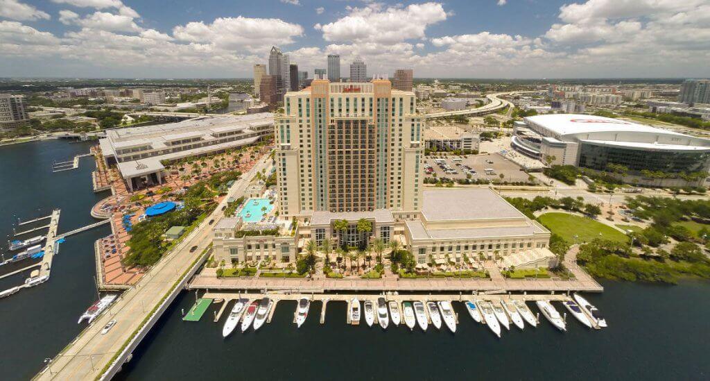 Dicas de hotéis em Tampa: os melhores hotéis em Tampa com bom custo-benefício