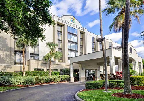 Hyatt Place Tampa/Busch Gardens