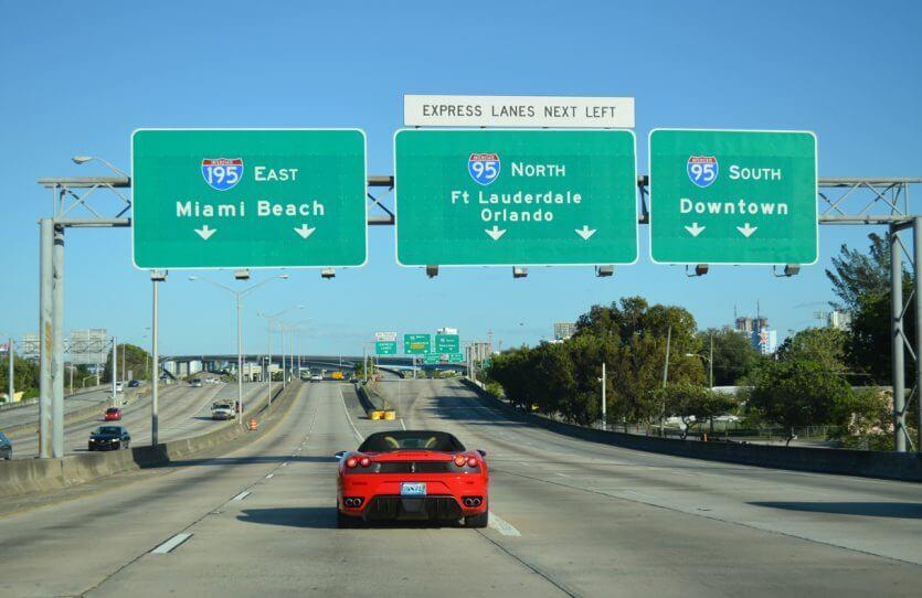 Viagem pela Flórida