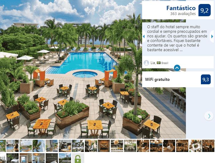 Hotel Four Seasons em Miami: piscina