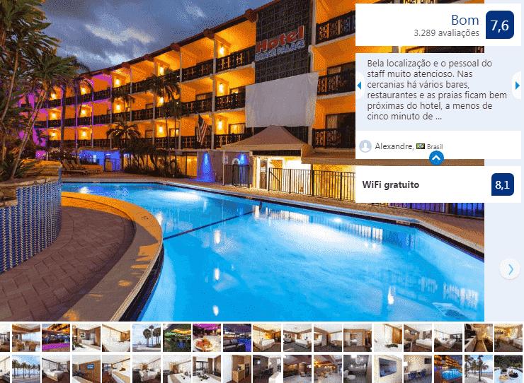 Royal Beach Palace em Fort Lauderdale: piscina