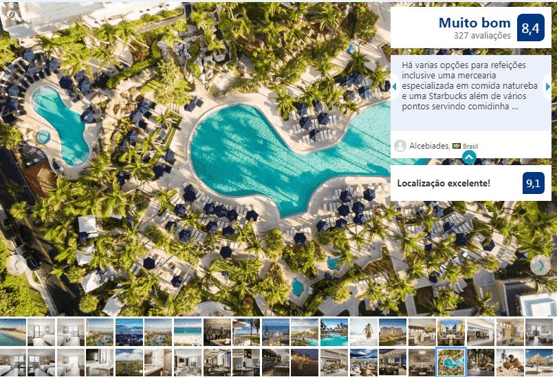 Fort Lauderdale Marriott Harbor Beach Resort & Spa: piscina