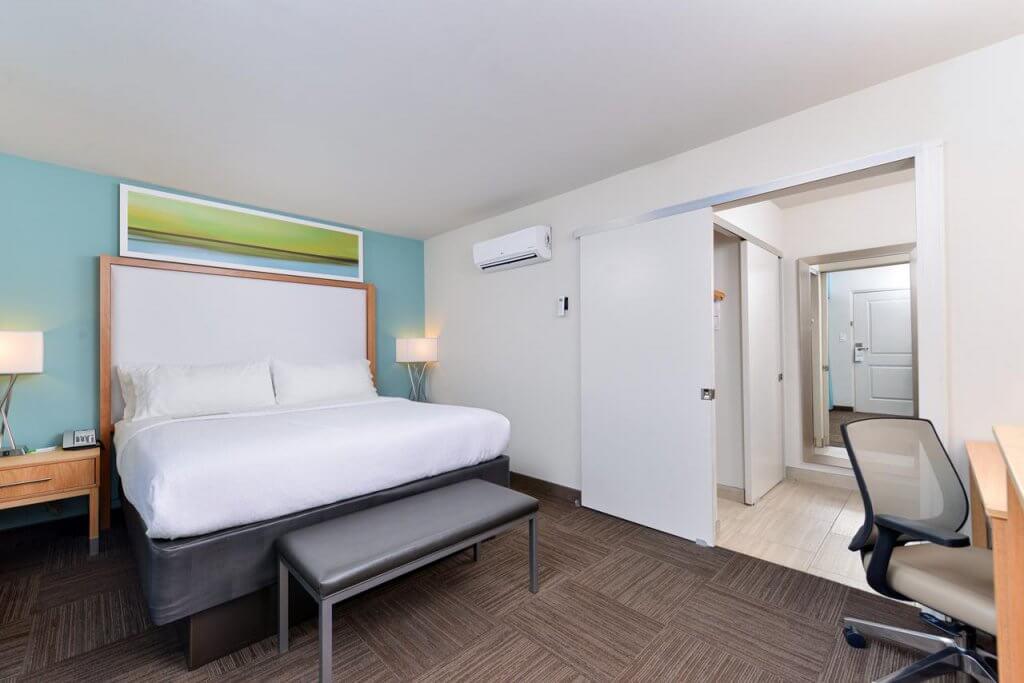Hotel Holiday Inn em Tampa: quarto
