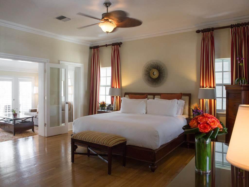 The Pillars Hotel em Fort Lauderdale: quarto
