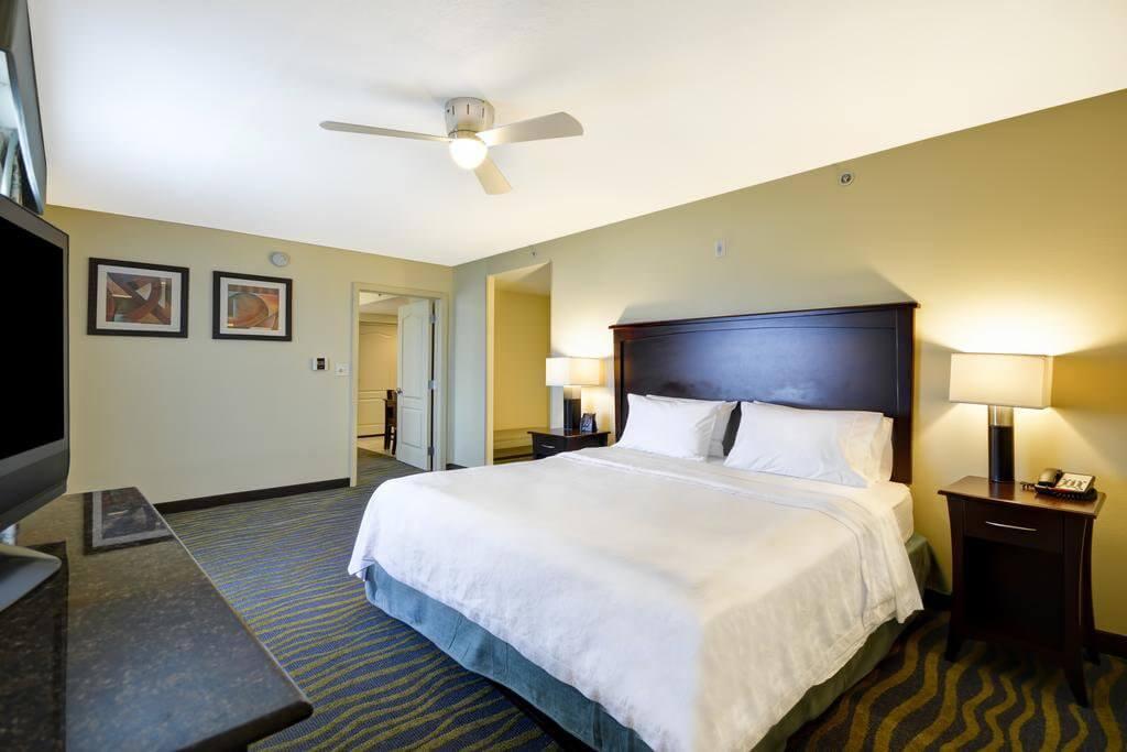 Homewood Suites by Hilton Lake Buena Vista-Orlando: quarto