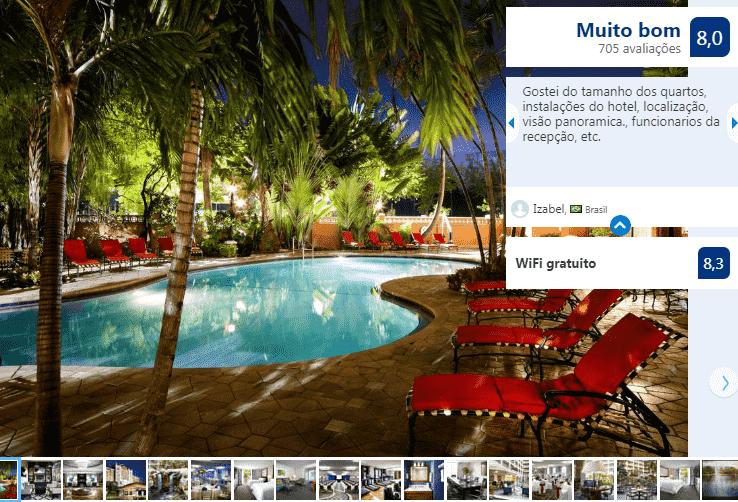 Sheraton Suites Fort Lauderdale at Cypress Creek: piscina
