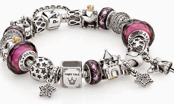 Lojas da Pandora em Orlando: onde comprar pulseiras: Pulseira Disney da Pandora - Orlando e Miami