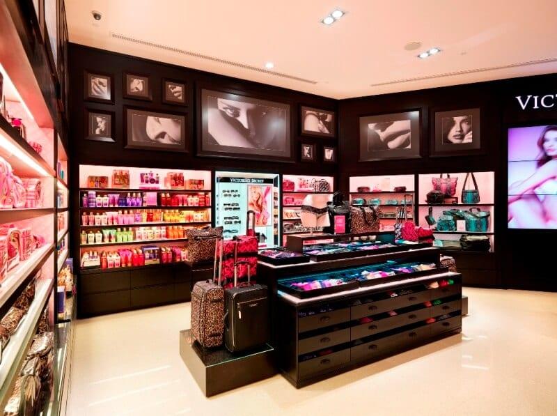Onde comprar biquíni em Miami: Loja Victoria's Secret em Miami e Orlando