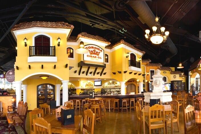 Corona Cigar Co & Cigar Bar em Orlando