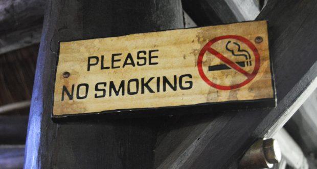 Fumar na Disney - Regras e restrições