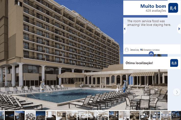 Hotel DoubleTree by Hilton Jacksonville Riverfront, FL: piscina