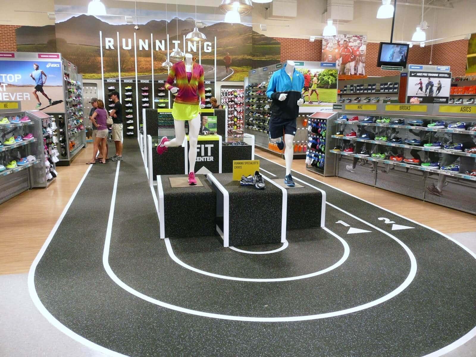 Lojas de esportes em Miami