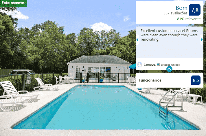 Baymont by Wyndham Jacksonville/Butler Blvd: piscina