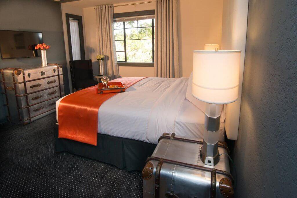 Dicas de hotéis em São Petersburgo na Flórida: Avalon Hotel Downtown St. Petersburg: quarto
