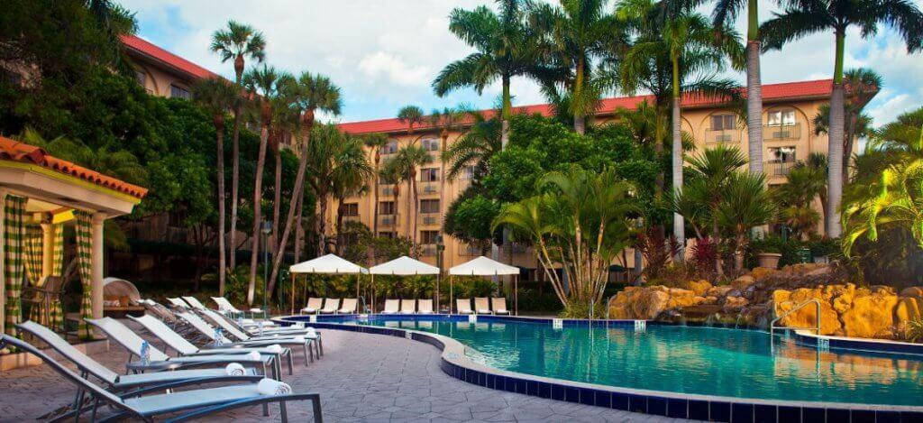Dicas de hotéis em Boca Raton na Flórida