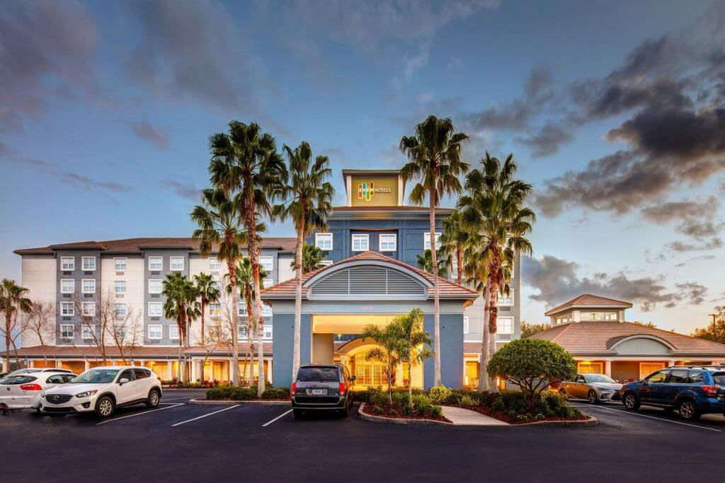 Hotel Hampton Inn Sarasota I-75 Bee Ridge