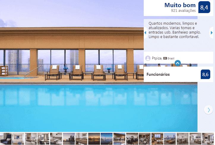 Hotel Hyatt Regency Jacksonville Riverfront em Jacksonville: piscina