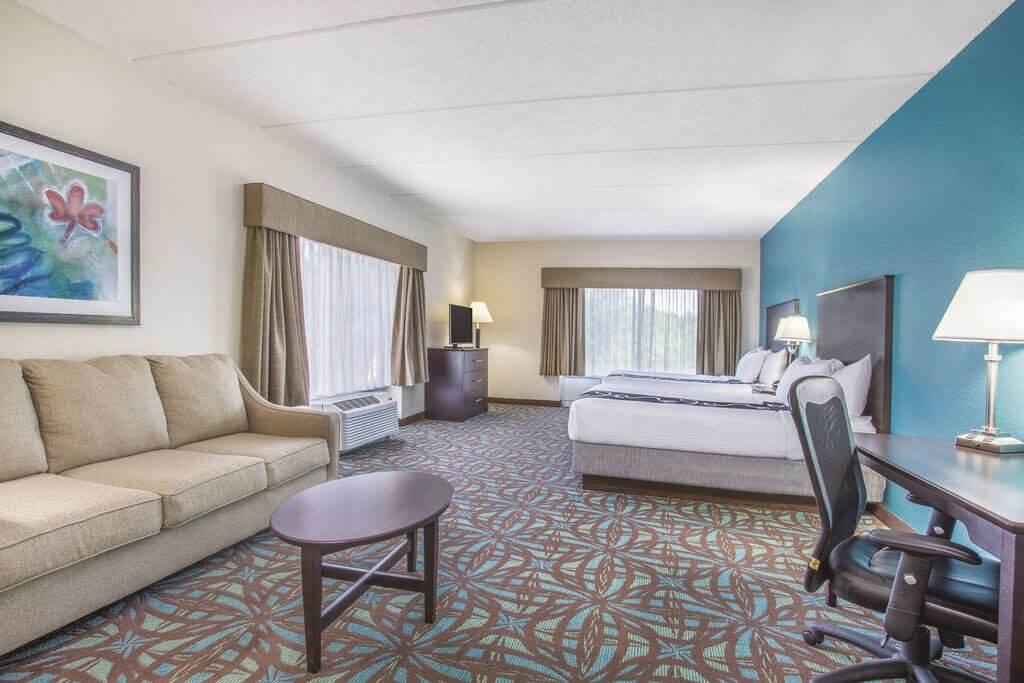 Dicas de hotéis em Sarasota: Hotel La Quinta Inn & Suites Sarasota I-75 - quarto