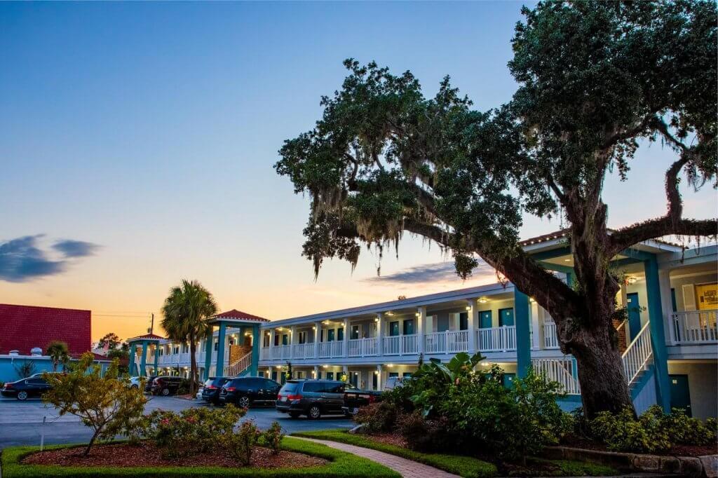 Hotel Southern Oaks Inn - Saint Augustine