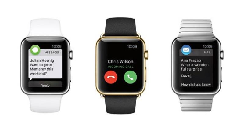 Diferenças entre os modelos de Apple Watch