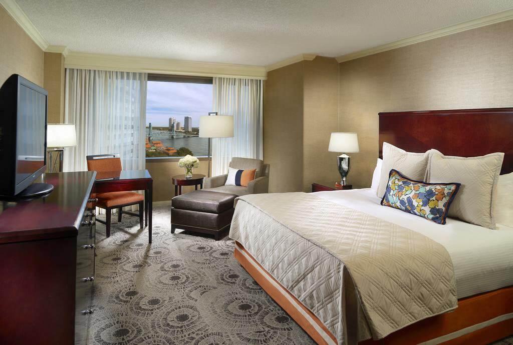 Hotel Omni Jacksonville: quarto