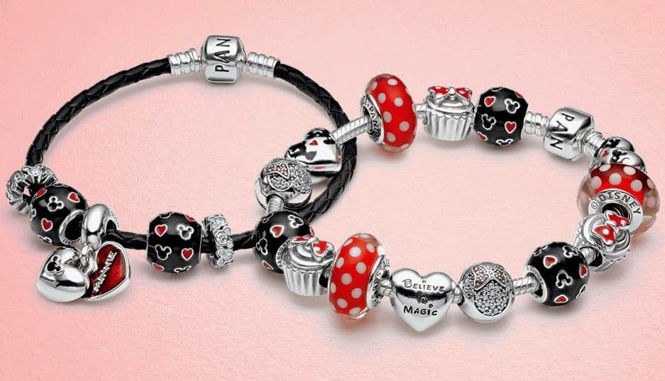 Lojas da Pandora em Orlando: onde comprar pulseiras: pulseiras Pandora em Orlando e Miami Disney